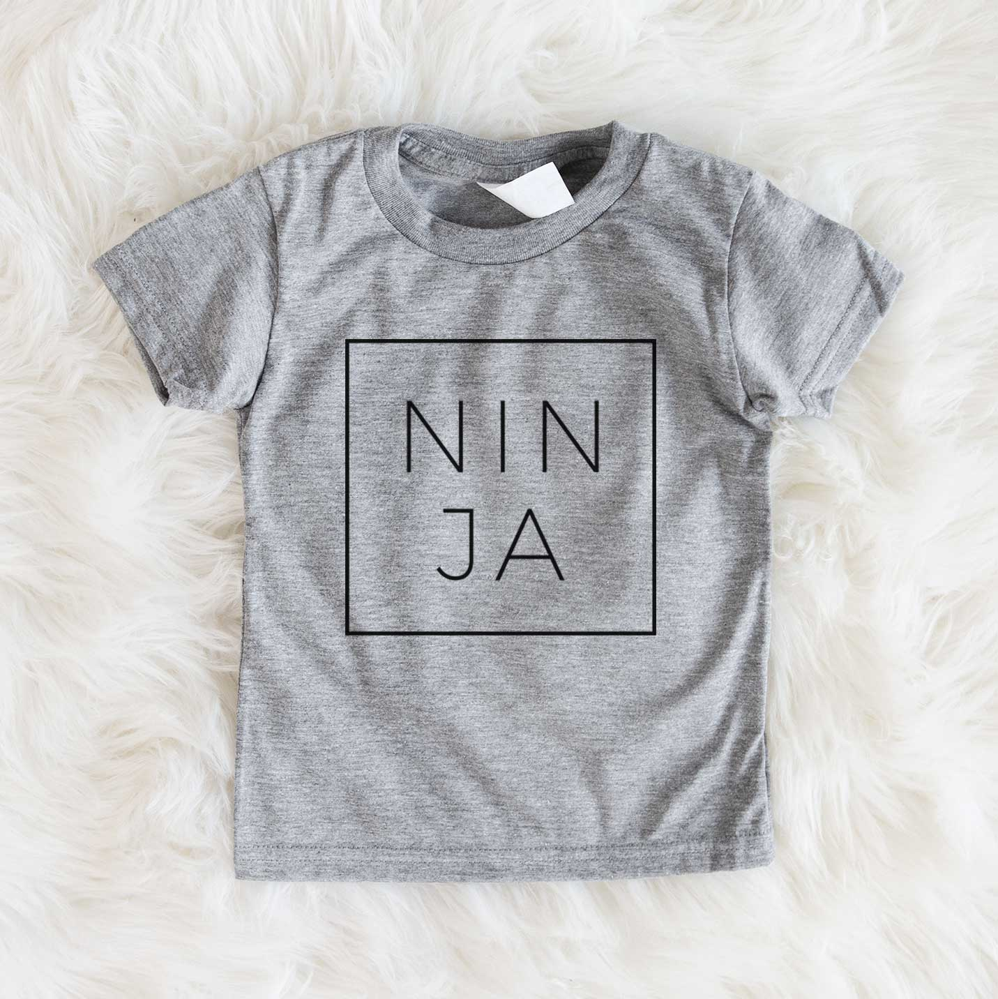 Ninja Boxed  - Kids/Youth/Toddler Shirt