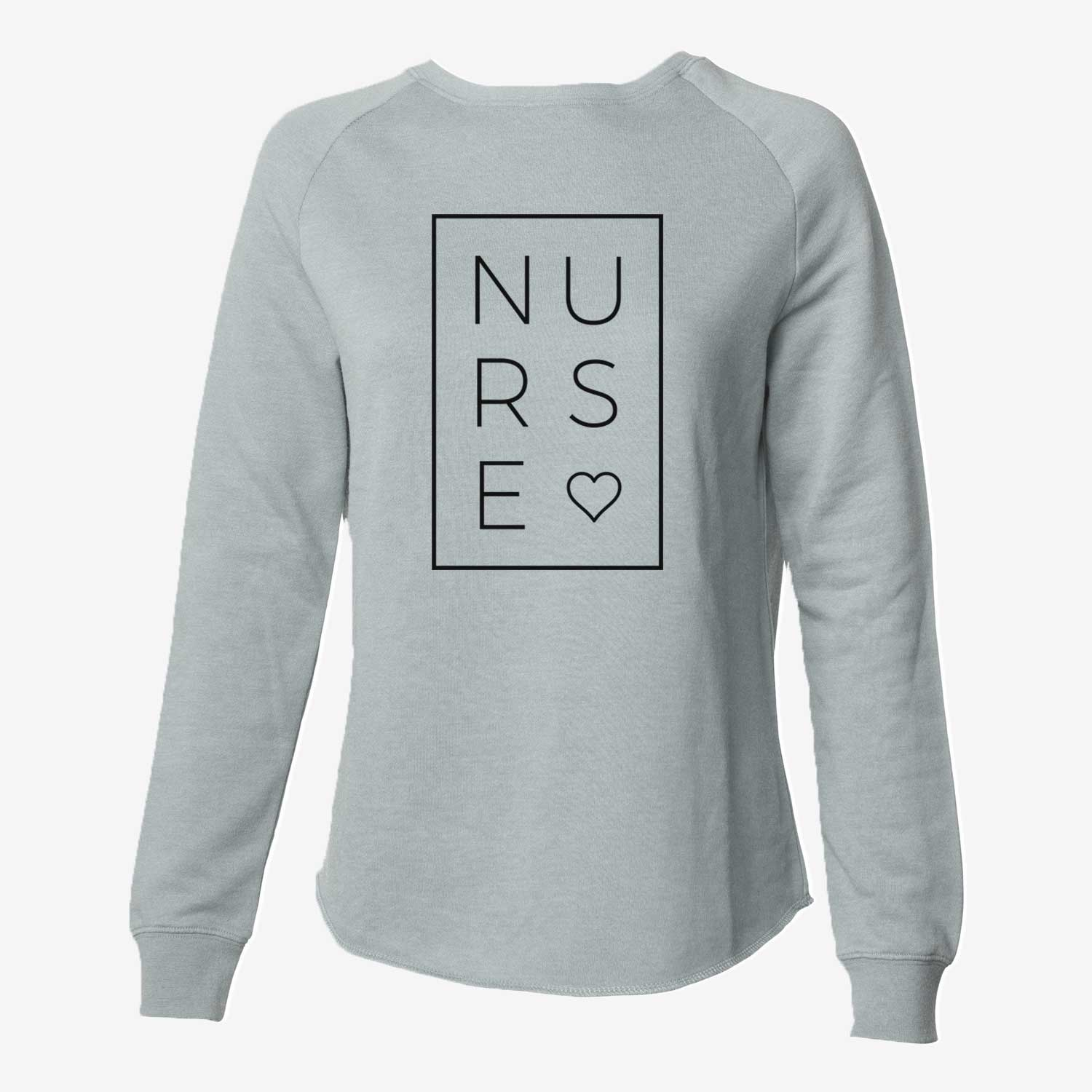 Nurse Boxed  - Cali Wave Crewneck Sweatshirt