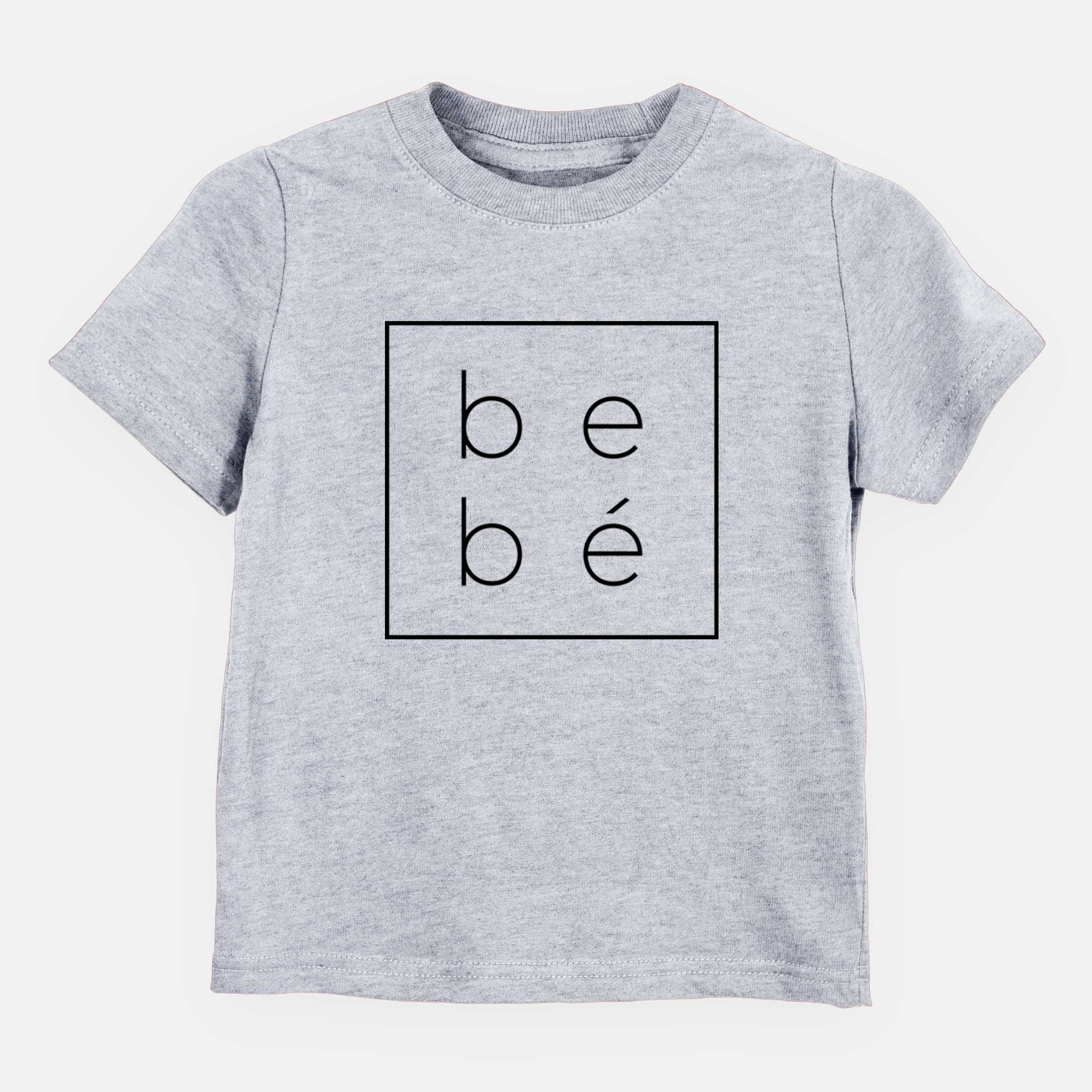 bebe Spanish - Boxed Collection  - Kids/Youth/Toddler Shirt