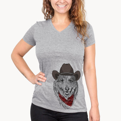 Addie the Mixed Breed  - Cowboy Collection
