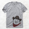 Caico the Samoyed  - Cowboy Collection