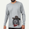 Chris the Portuguese Water Dog  - Cowboy Collection