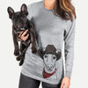 Diva the Greyhound  - Cowboy Collection