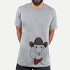 Giovanni the Poodle  - Cowboy Collection