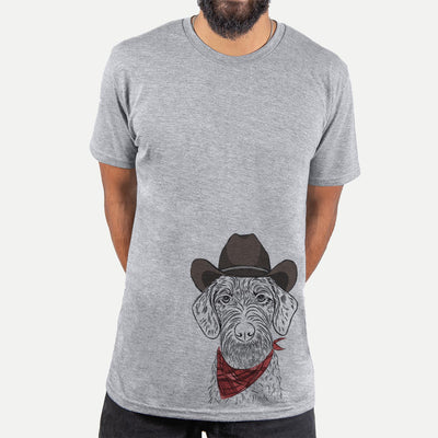 Gus the German Wirehaired Pointer  - Cowboy Collection