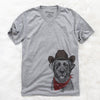 Heath the Black Lab  - Cowboy Collection