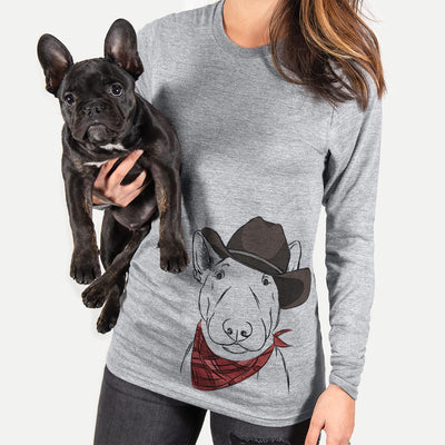 Jett the Bull Terrier  - Cowboy Collection