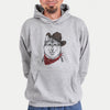 Koda the Siberian Husky  - Cowboy Collection