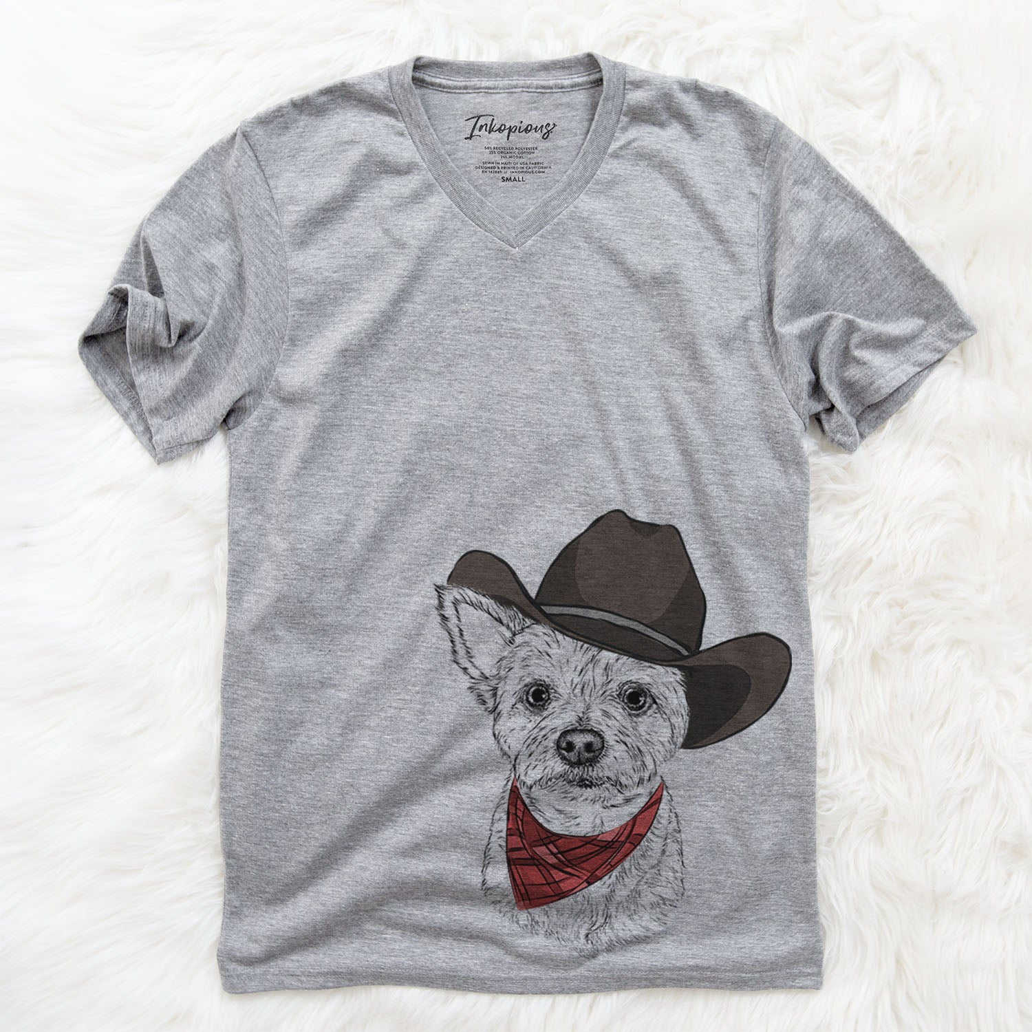 Mango the Mixed Breed  - Cowboy Collection