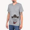 Mickey the Bichon Frise  - Cowboy Collection