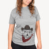 MissyMoo the English Bulldog  - Cowboy Collection
