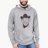 Raisin the Flat Coated Retriever  - Cowboy Collection
