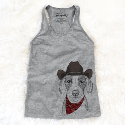 SophiePea the Mixed Breed  - Cowboy Collection