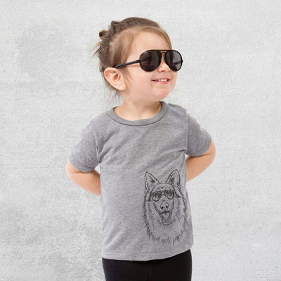 Cannon the Rough Collie - Kids/Youth/Toddler Shirt