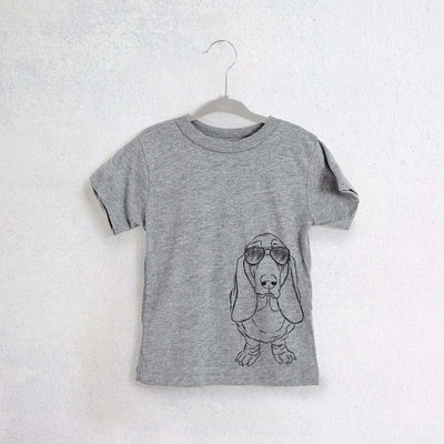 Charlie the Basset Hound - Kids/Youth/Toddler Shirt
