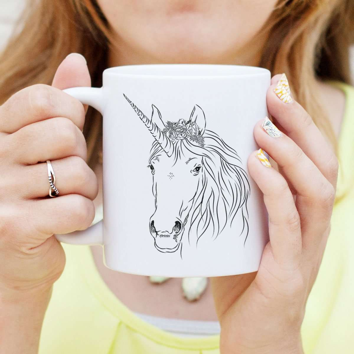 Cosmic Unicorn - Mug