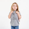 Doodled Eleanor the Italian Segugio - Kids/Youth/Toddler Shirt