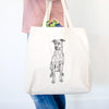 Doodled Jack the Catahoula - Tote Bag