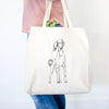 Doodled Ramses the Saluki - Tote Bag