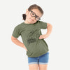 Doodled Tator the Tabby Kitten - Kids/Youth/Toddler Shirt