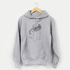 Doodled Tucker the Aussiedoodle - Unisex Hooded Sweatshirt