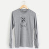 Doodled Tuna the Pomeranian - Long Sleeve Crewneck