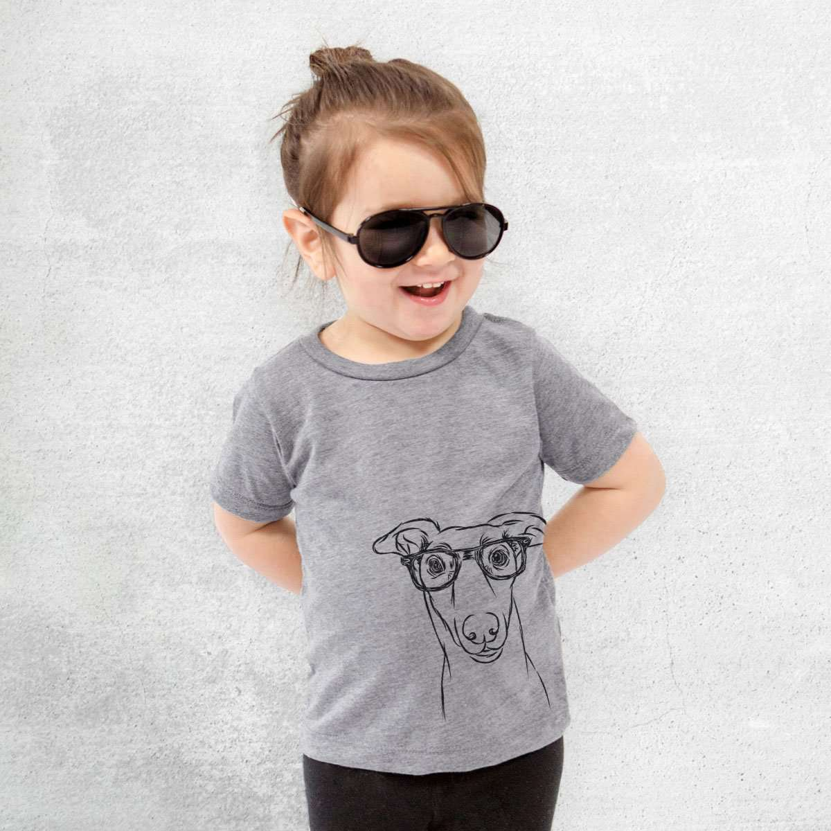 Diva the Greyhound  - Kids/Youth/Toddler Shirt