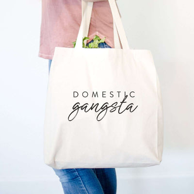 Domestic Gangsta - Tote Bag