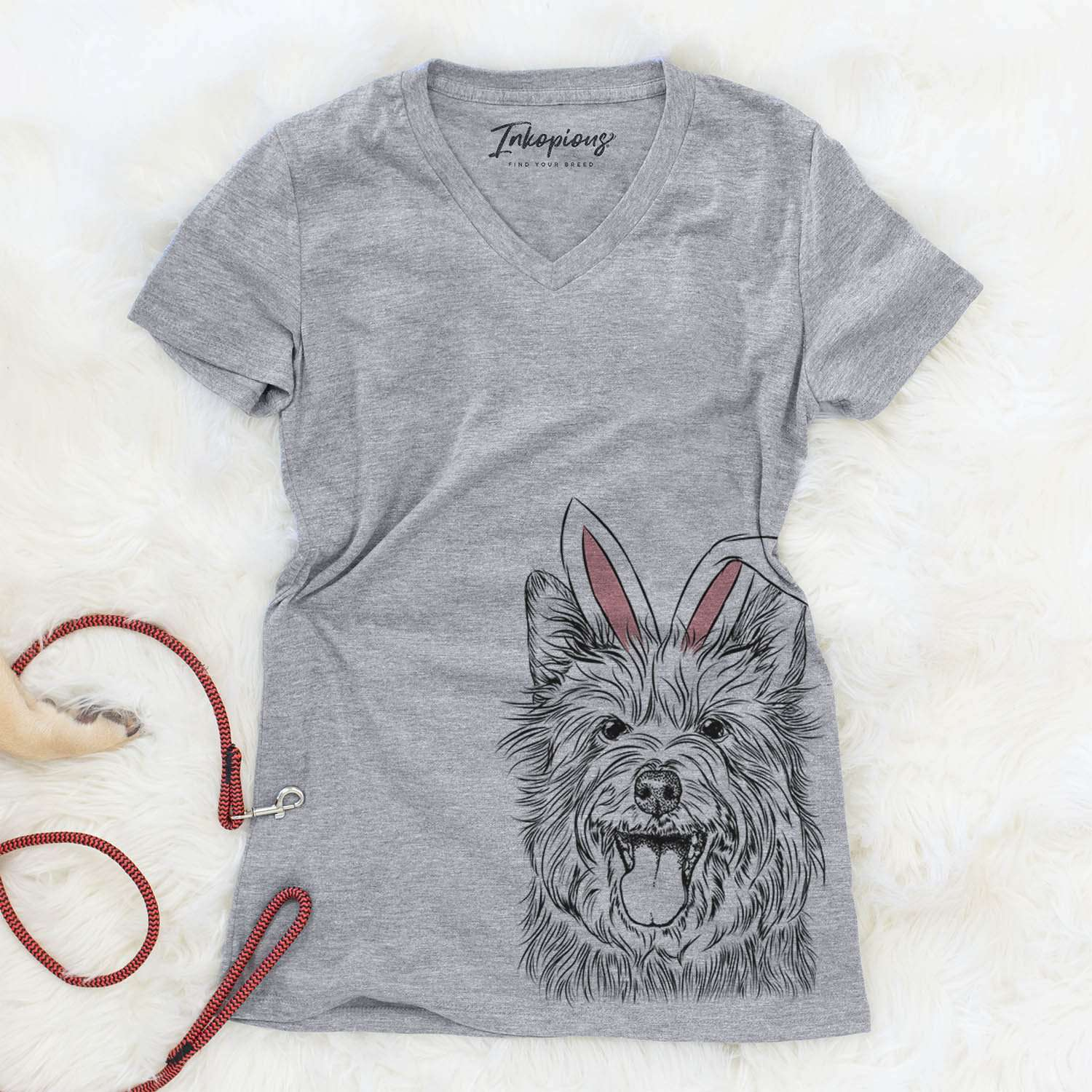 Middy the Australian Terrier  - Easter Collection