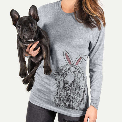 Sterling the Afghan Hound  - Easter Collection
