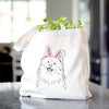 Tillie the Samoyed - Tote Bag