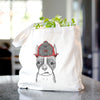 Bean the Boston Terrier - Tote Bag