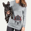 Chocolate Chip the Boston Terrier  - Firefighter Collection