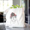 Darling Chloe the Pug - Tote Bag