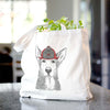 Misty the German Shepherd Mix - Tote Bag