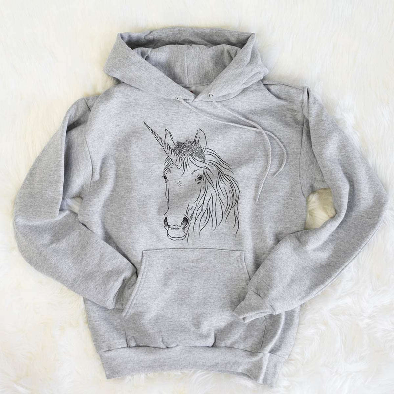 Cosmic the Unicorn - Mens Hooded Sweatshirt
