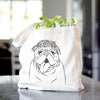 MissyMoo the English Bulldog - Tote Bag