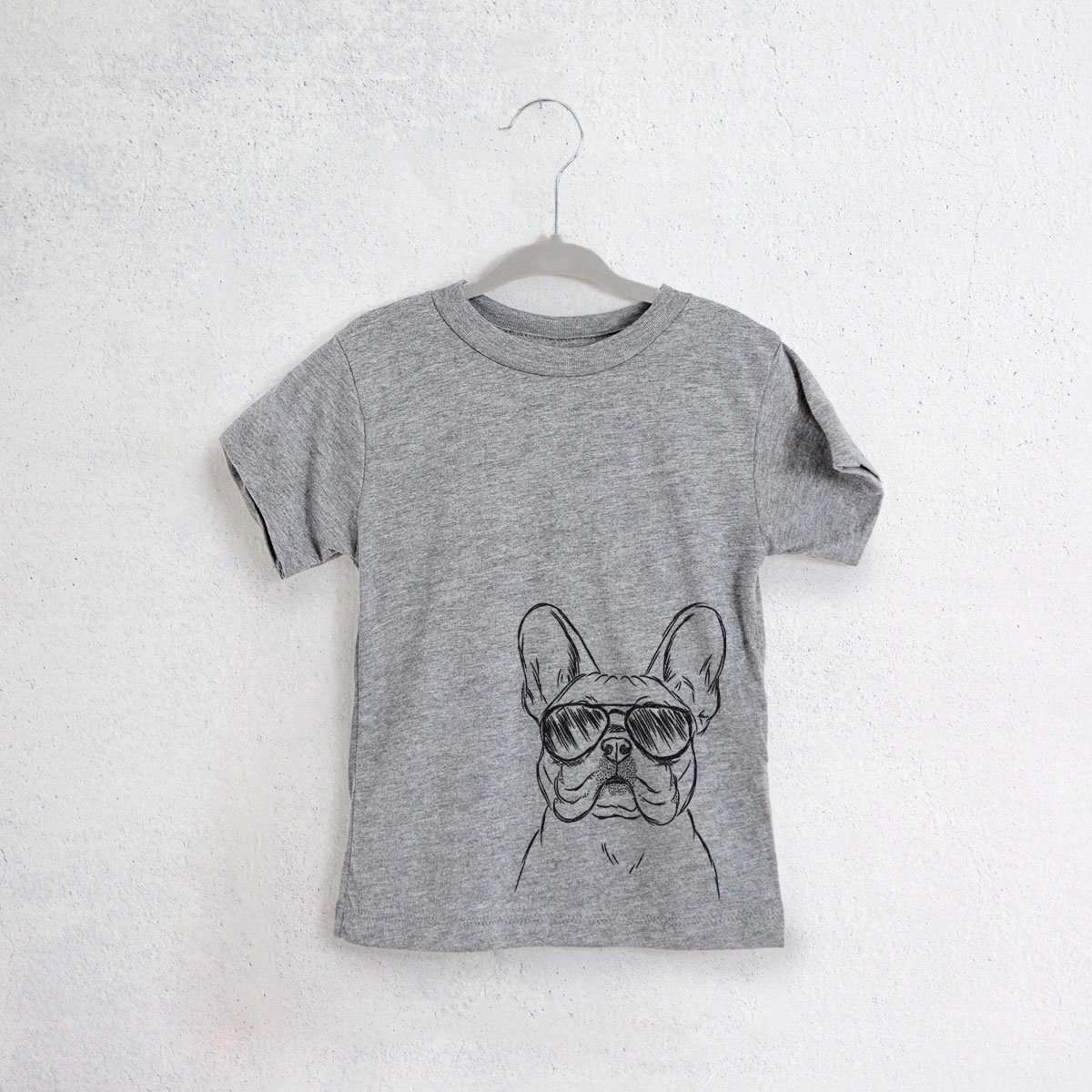 Franco the French Bulldog - Kids/Youth/Toddler Shirt