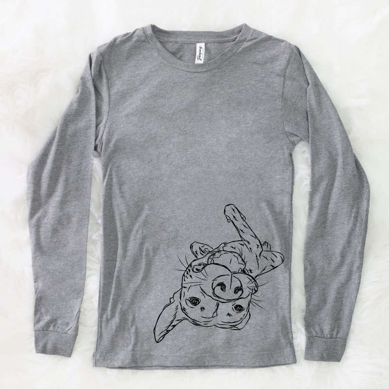 Goose the Mixed Breed - Long Sleeve Crewneck