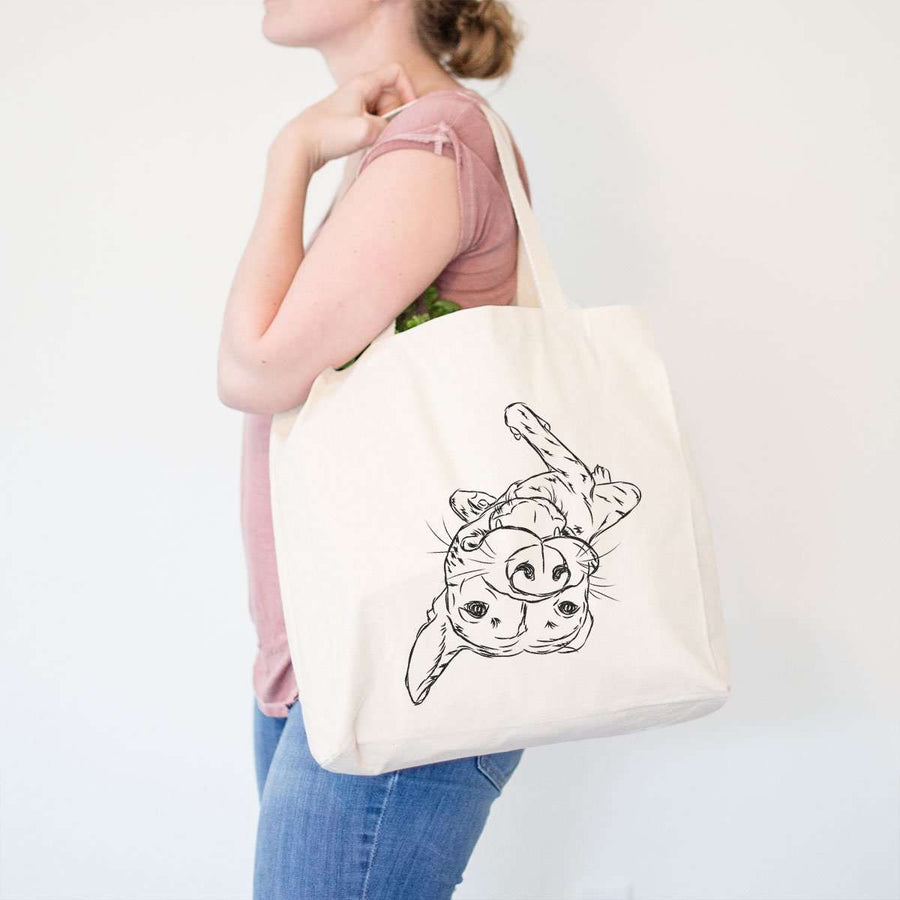 Goose the Mixed Breed - Tote Bag