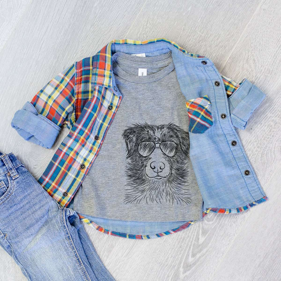 Gram the Australian Shepherd - Kids/Youth/Toddler Shirt