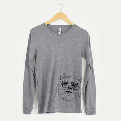 Grizz the Bear - Long Sleeve Crewneck
