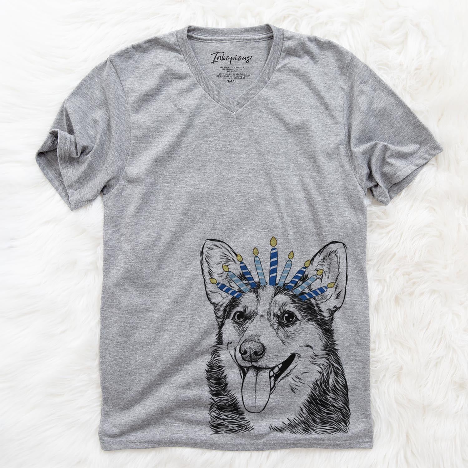 Darma the Corgi  - Hanukkah Collection