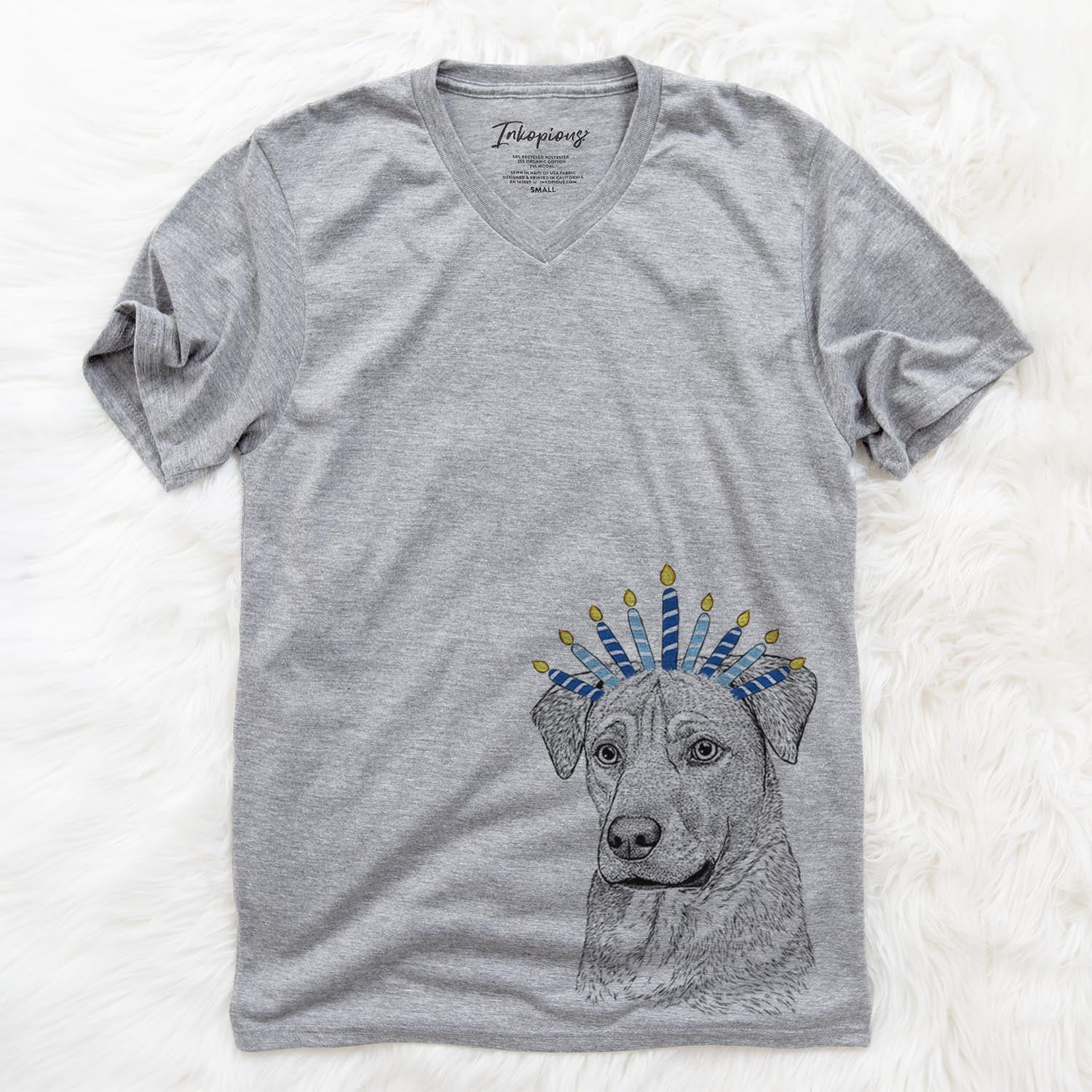 Feta the Mixed Breed  - Hanukkah Collection