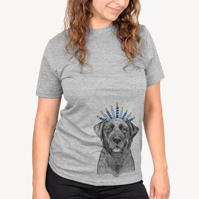 Heath the Black Lab  - Hanukkah Collection