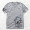Loganator the Golden Retriever  - Hanukkah Collection