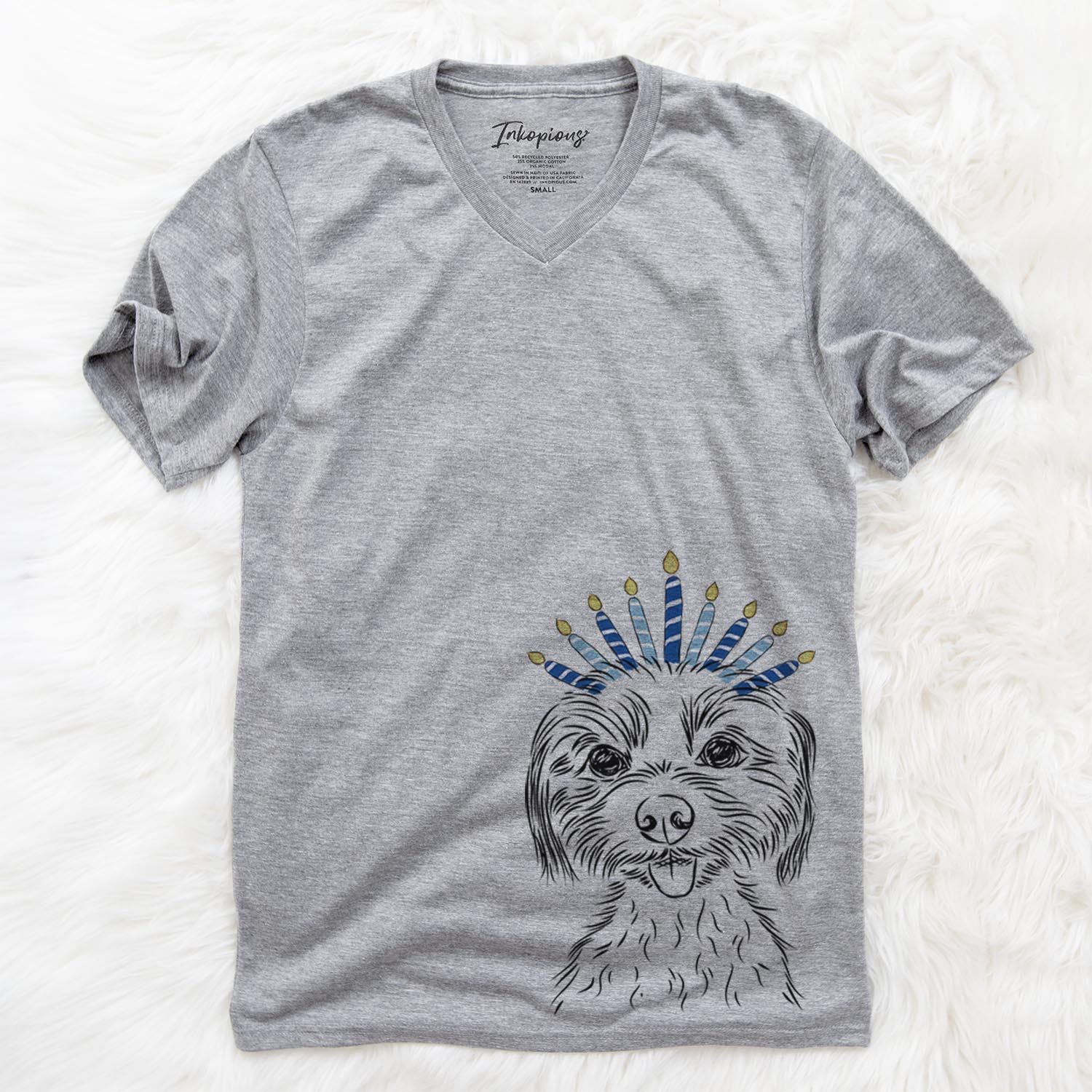 Mater the Yorkshire Terrier  - Hanukkah Collection