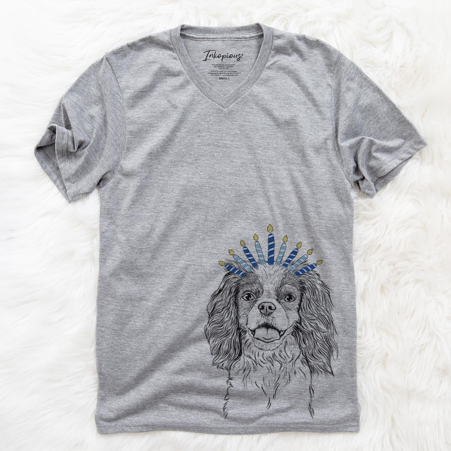 Poppy the Cavalier King Charles Spaniel  - Hanukkah Collection