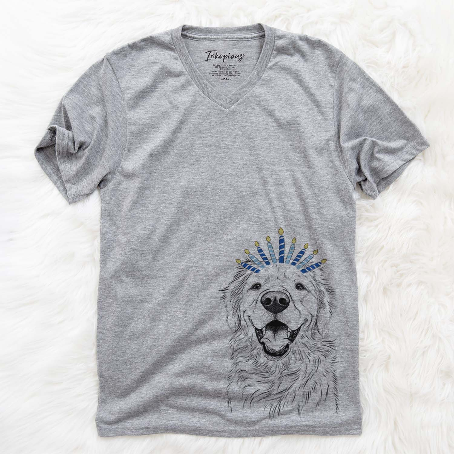 Roger the Golden Retriever  - Hanukkah Collection