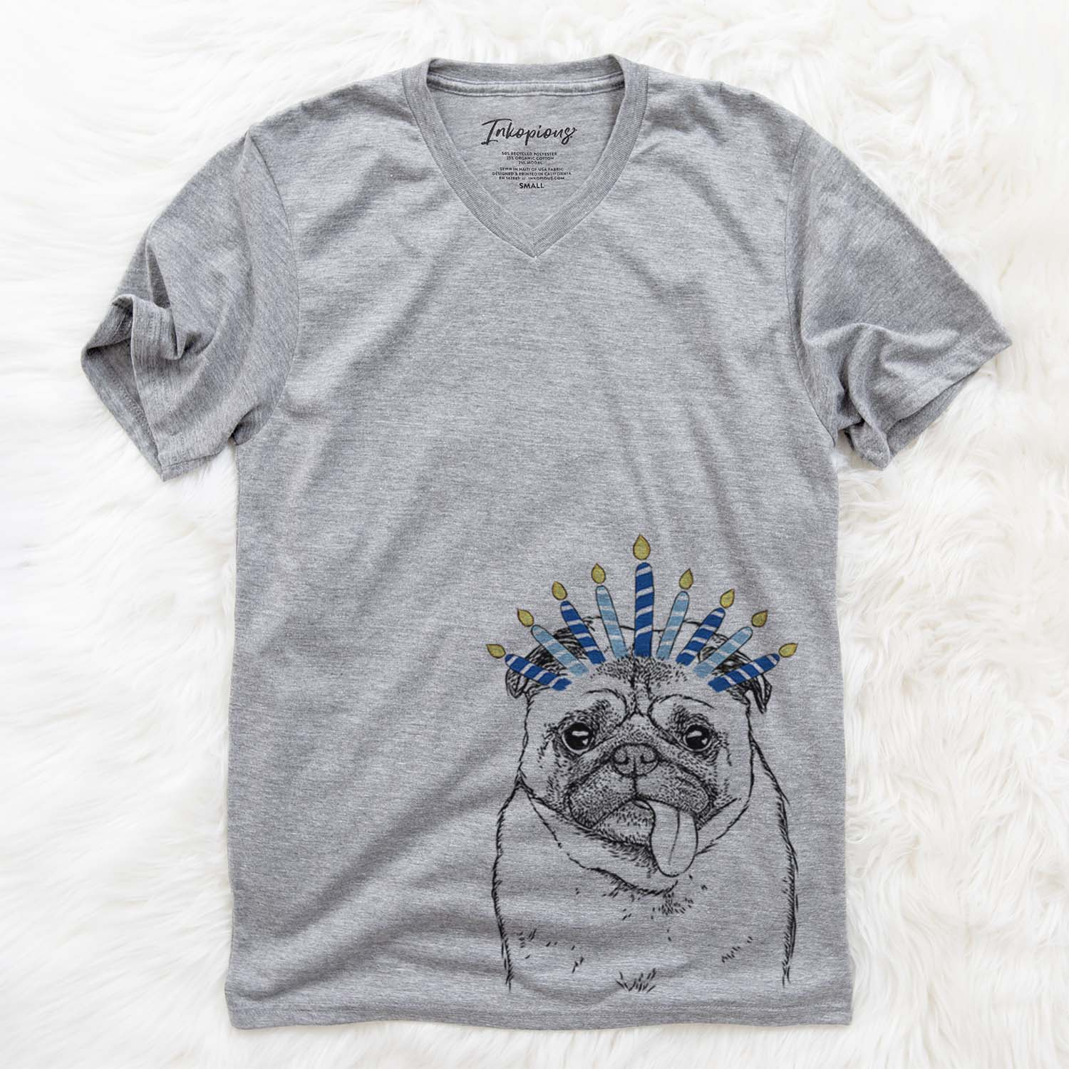 Rosie the Pug  - Hanukkah Collection